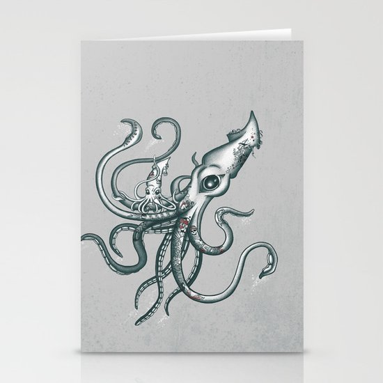 The New Ink Stationery Card