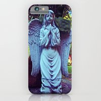 Blue angel iPhone 6 Slim Case