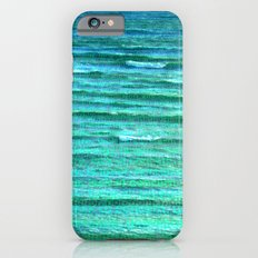 Sea of Indifference Slim Case iPhone 6s