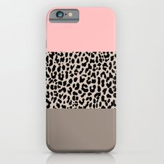 Leopard National Flag XVI Slim Case iPhone 6s