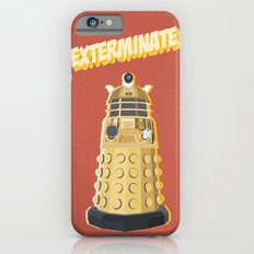 Dalek Doctor Who iPhone 6 Slim Case