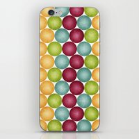 Polka Me Dotty! iPhone & iPod Skin