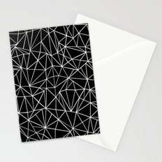 About Black Stationery Cards