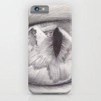 Cats Eye iPhone 6 Slim Case