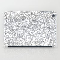 Neighborhood II iPad Case