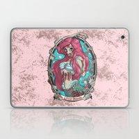 Zombie Little Mermaid Laptop & iPad Skin