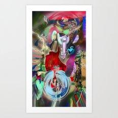 6f82aa96e11d16af30c9890 Art Print