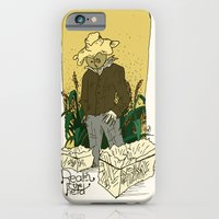 iPhone & iPod Case featuring Real in the field... by happytunacreative