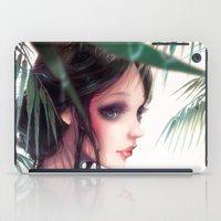 Le Dernier Bain. iPad Case