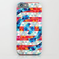 Abstract America iPhone 6 Slim Case
