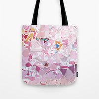 Tiling with pattern 5 Tote Bag