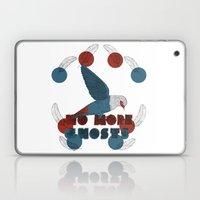 No More Ghosts - Mauritius Blue Pigeon Laptop & iPad Skin