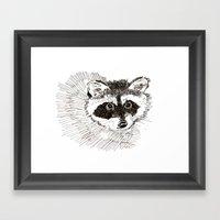 Bandito Framed Art Print