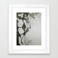 Continents  Framed Art Print