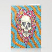 Skulladelia Stationery Cards