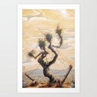 Seed of Eden Art Print