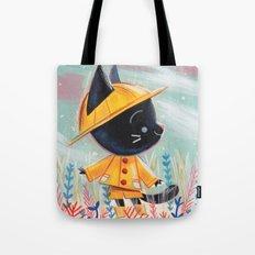 Raincoat 1 Tote Bag