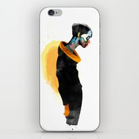 Thanatos iPhone & iPod Skin