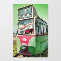 496 Canvas Print