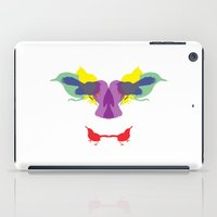 Birds Smile iPad Case