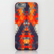 Abstract Triangle Mounta… iPhone 6 Slim Case
