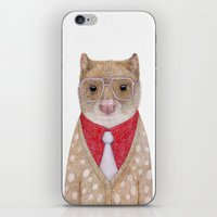 Spotted Quoll iPhone & iPod Skin