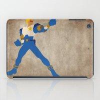 Commanding Captain (Captain Commando) iPad Case