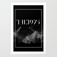 Art Print featuring The 1975 by Adel