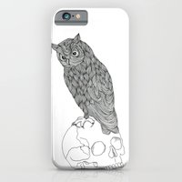 Night Owl  iPhone 6 Slim Case