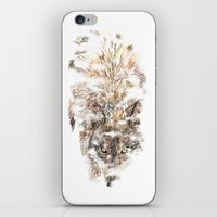 Wolf Mist iPhone & iPod Skin