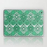 saffreya green Laptop & iPad Skin