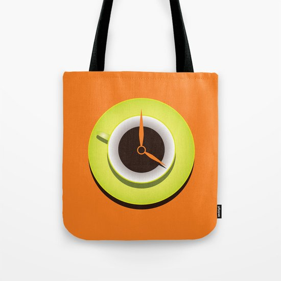 It's Coffee Time Tote Bag
