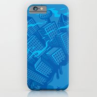 iPhone & iPod Case featuring Dying planet by gebe