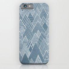 Mountain Pattern iPhone 6 Slim Case
