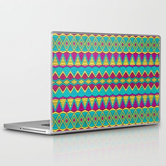 Tribal Entity Laptop & iPad Skin