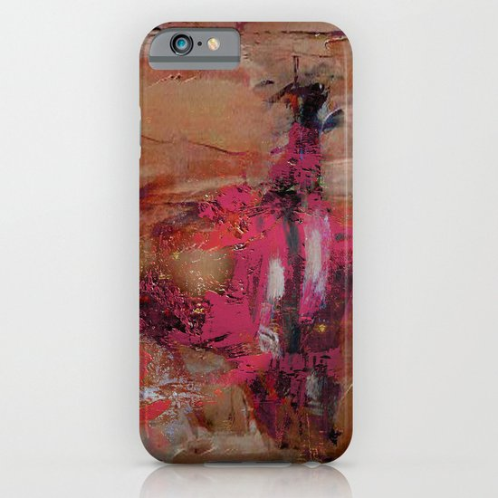 Mud Wall iPhone & iPod Case