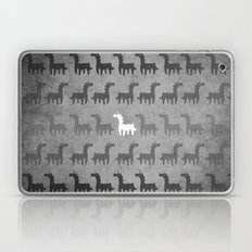 White Unicorn Laptop & iPad Skin