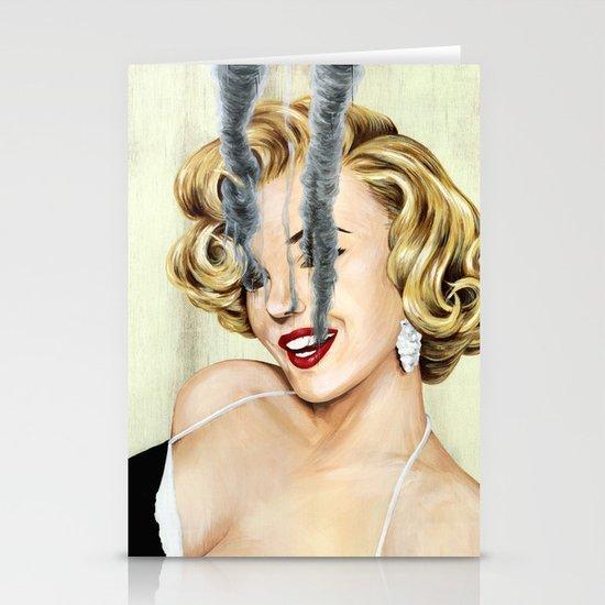 Marilyn Monroe Stationery Card