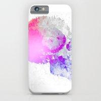 Low Poly Skull iPhone 6 Slim Case