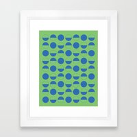 RGB Poster 4 Framed Art Print