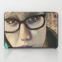 Smart Girl At The Party iPad Case