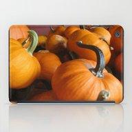 Vector Style Harvest Of … iPad Case