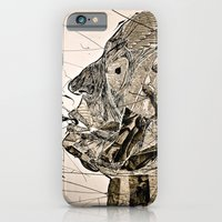 iPhone & iPod Case featuring Penser : Expression. by Doche Lps