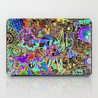 FLIPPIN FUNHOUSE iPad Case