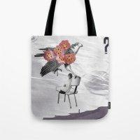L'aigle Tote Bag