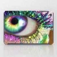 Rainbow Eye iPad Case