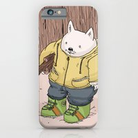 iPhone & iPod Case featuring Firewood by Les Gordon
