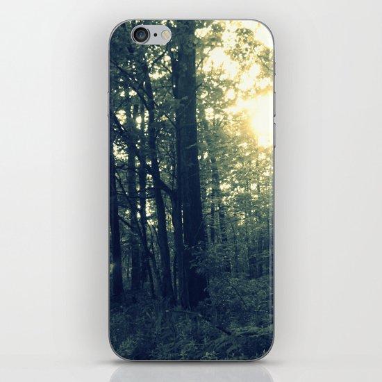 Dual Nature iPhone & iPod Skin