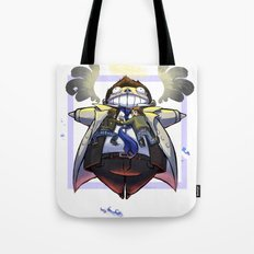 Team Free Will Tote Bag