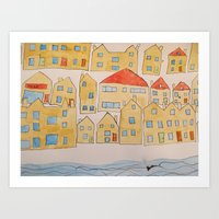 This Town Art Print